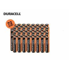 Duracell Industrial Batterijen - 72 stuks