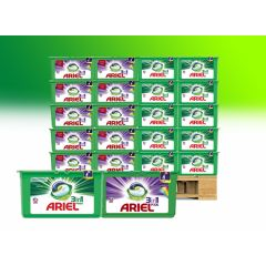 Ariel Pods 3-in-1 Kwartaalbox - Regular of Original - 120 pods