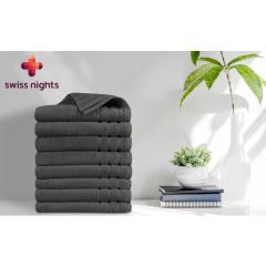 Swiss Nights Handdoeken 8 stuks