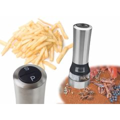 2 IN 1 SALT AND PEPPERMILL