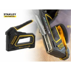 Stanley FatMax Handtacker 4 in 1