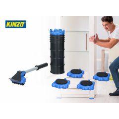 Kinzo Til-en verplaatshulp - Tot 1200 kg