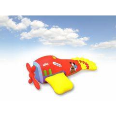 Opblaasvliegtuig
