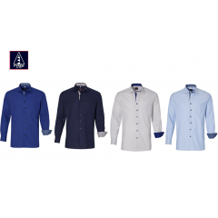 Fyren overhemd - beschikbaar in 4 kleuren