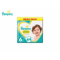 PampersLuiers Premium Protection Maat 6 - 64 luiers