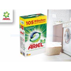 Ariel Pods Regular - 105 pods