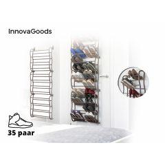 InnovaGoods Home Organize schoenenorganizer voor aan de deur (35 paar)