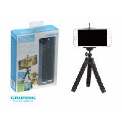 Grundig Smartphone Tripod - Geschikt voor telefoons van 4 tot 6 inch