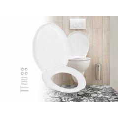 Bath & Shower - Soft close wc bril