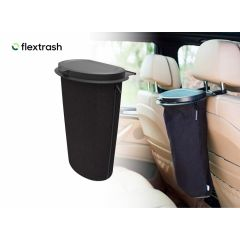 CarTrash Prullenbakset - Regular 9L - Zwart
