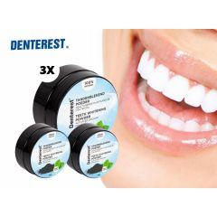 Denterest tandenbleekpoeder - 3 pack