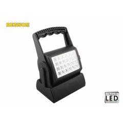 Benson werklamp - hobbylamp 24 LED's - oplaadbaar