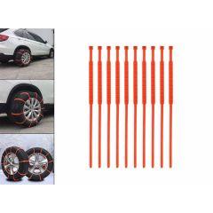 Auto Sneeuwgrips - 10 tractiebanden
