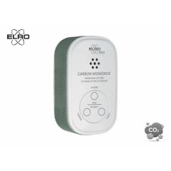 Elro Pro EL-1001 Koolmonoxidemelder Incl. batterij (10 jaar)