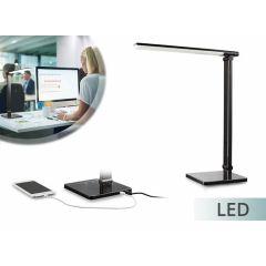 Bureaulamp BK - Dimbaar LED - Zwart