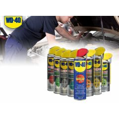 WD 40 professional 8-pack