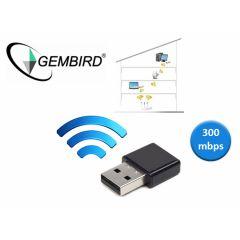 Gembird MINI Wi-Fi Versterker - 300 mpbs