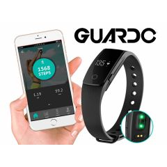 Guardo Fit Coach HR One Activity Tracker - Gezonder leven wordt leuk met deze smart health watch