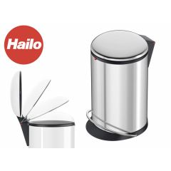 Hailo pedaalemmer harmony m 12 l, rvs