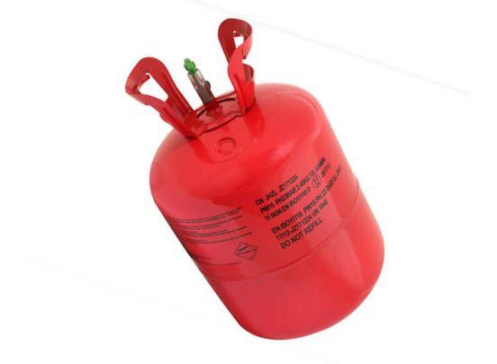 Heliumtank voor ca. 50 ballonnen (inclusief 50 ballonnen)