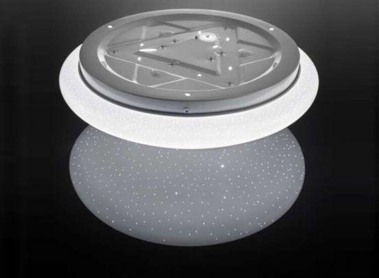 B.K.Licht plafondlamp - LED 12W