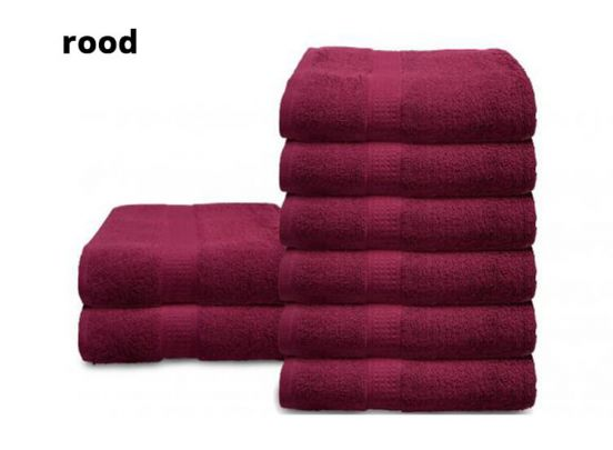 Vitality Pur Handdoeken -  6 stuks -  480 grams