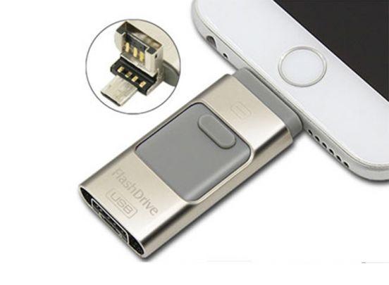 Flash drive - Extern geheugen voor smartphone of tablet