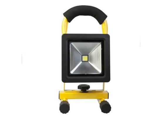 Mr Safe oplaadbare LED bouwlamp - 10 of 20 watt