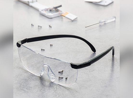 Vergrotende bril - 1 + 1 gratis