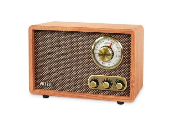 Victrola Retro bluetooth radio - AM & FM