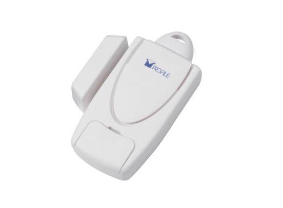 Profile Vensteralarm - 105 dB Sirene - Inclusief Celbatterijen - Binnengebruik