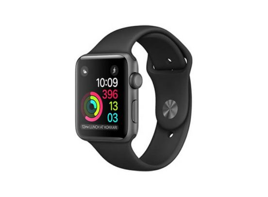 Apple Watch generation 1 - space grey - refurbished