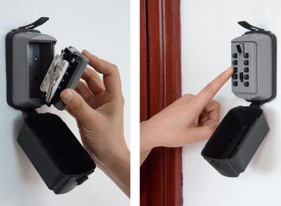 Stahlex sleutelkluis met cijferslot