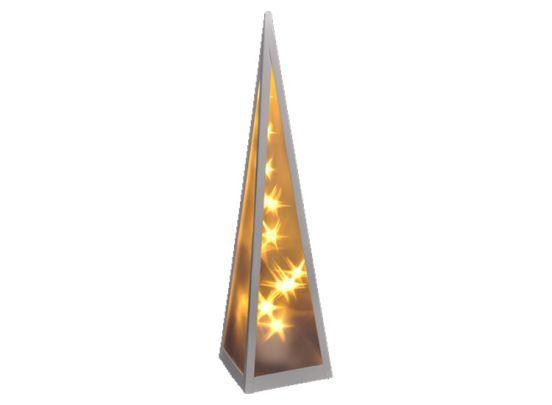 Piramide met holografisch effect