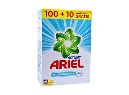 Ariel Actilift Waspoeder - Witte was - tot 110 wasbehandelingen - 7,15 KG