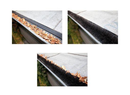 Kinzo dakgoot egel - 4 meter dakgootscherming