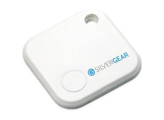 Silvergear Bluetooth Keyfinder - Traceerbare sleutelhanger