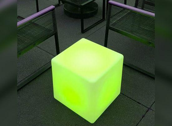 RGB Magic Cube Light - 30 x 30 x 30 cm - IP68