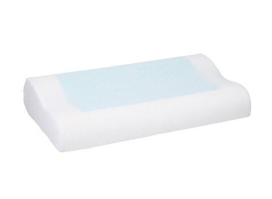 Memory foam orthopedisch kussen met gelpad