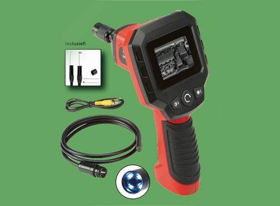 Höfftech endoscoop - 2,4 inch scherm - 1 meter lange endoscoop