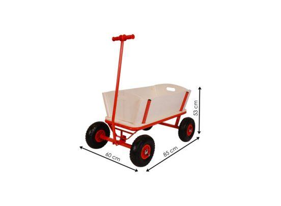 Benson opvouwbare Bolderwagen / Bolderkar