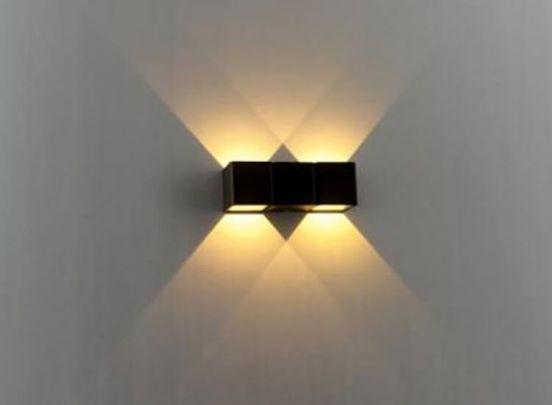 LED's Light led Muurlamp - Lisbon