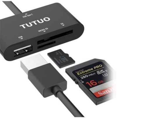 USB-C Adapter Tutuo