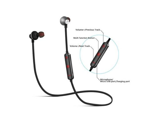 Draadloze Bluetooth In-Ear Oordopjes