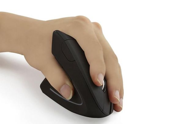 Wireless Ergonomic Vertical Mouse - CM0090E linkshandige
