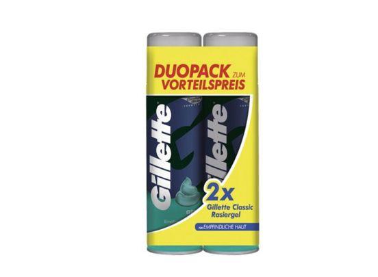 Gillette Scheergel 6 x 200 ml