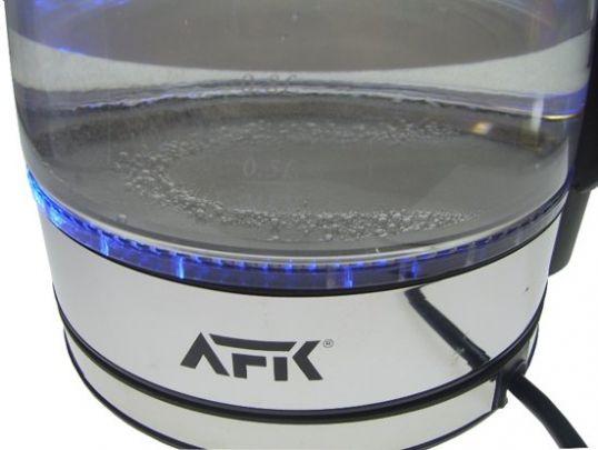 AFK Waterkoker met LED-verlichting