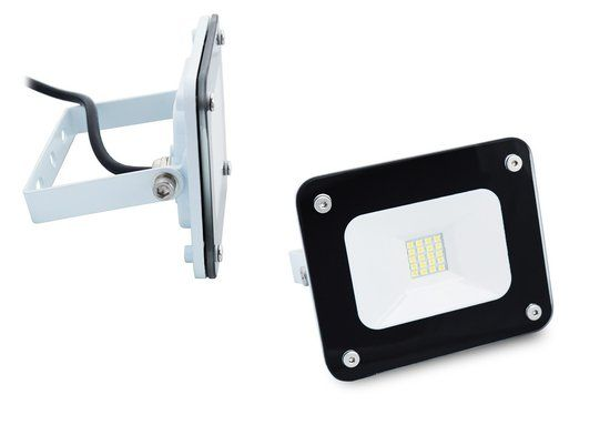 Hofftech LED Straler 10W - Slim Line Floodlight - IP65 Buitenlamp