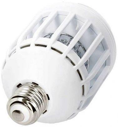 Anti-muggenlamp met normale E27 fitting - 100% veilig voor kinderen en huisdieren