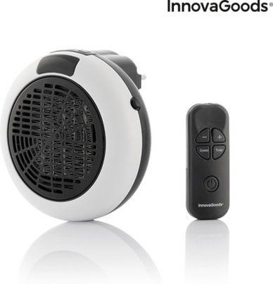 InnovaGoods Radiator met Stekker en Afstandsbediening 600W
